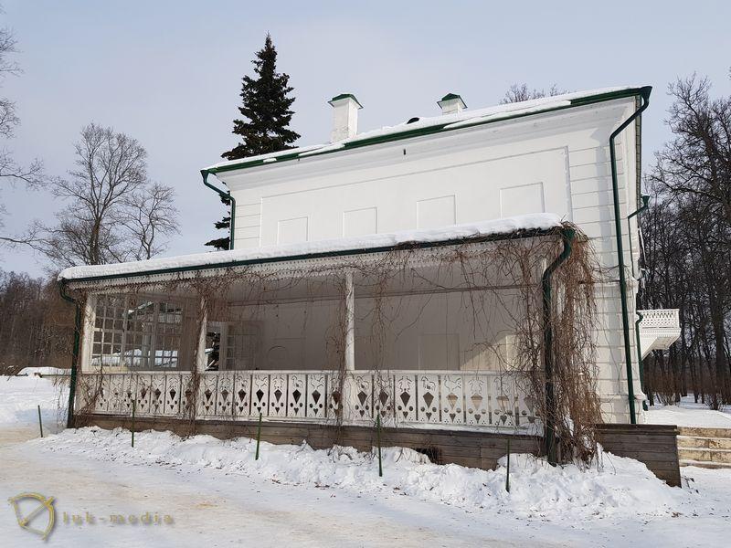 Музей в Ясной Поляне