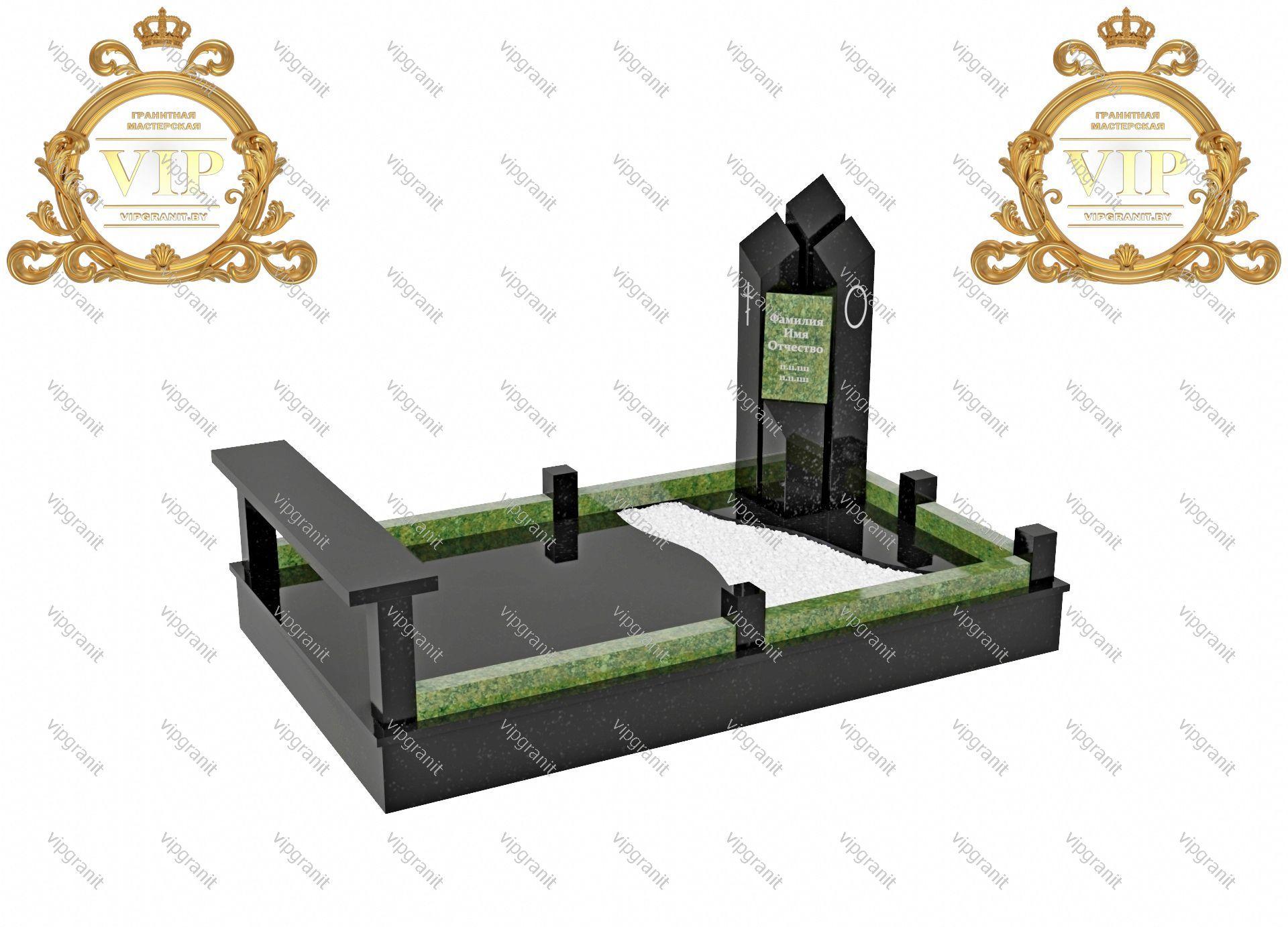 Каталог 3Д памятников ВИП-ГРАНИТ