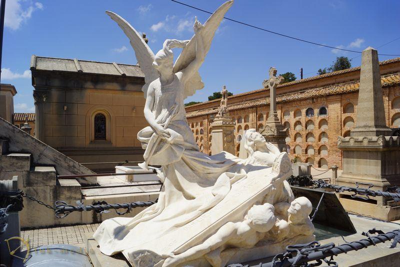 Главное кладбище Валенсии