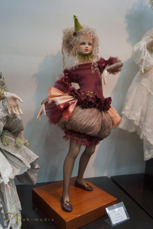 Авторские куклы на Тишинке 2016