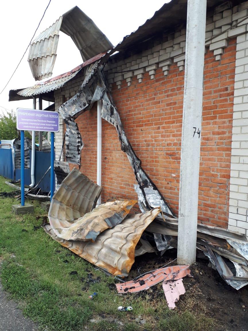 Пожар у Маргариты Петровны сбор средств