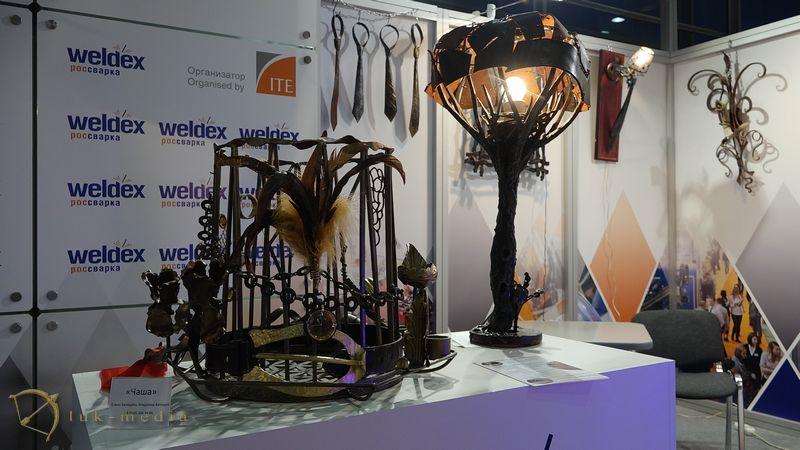 Выставка Weldex