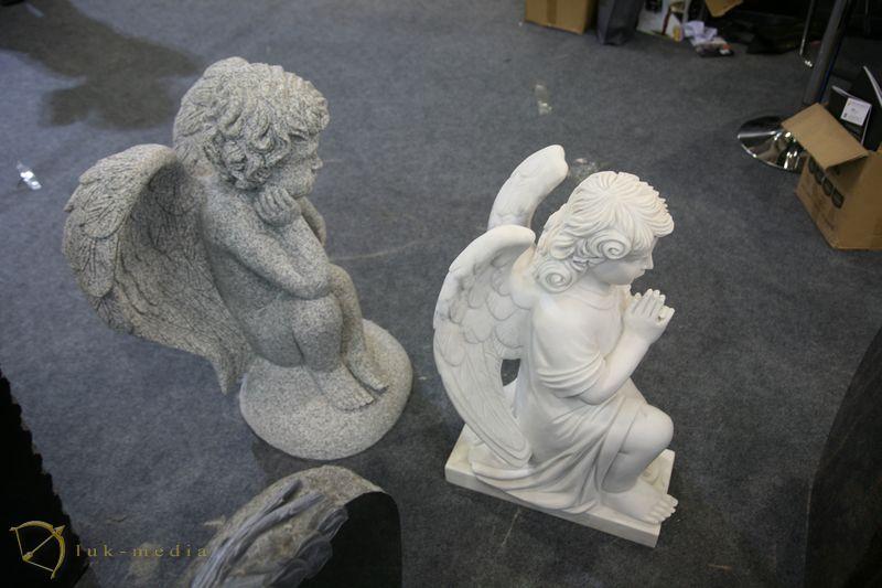 Памятники на выставке в Сямыне 2017