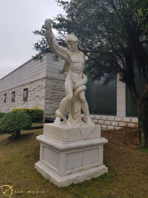 Хуэйань памятники