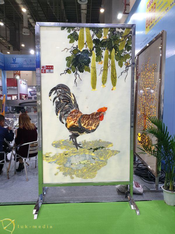 Xiamen Stone Fair 2019, международная выставка камня в Сямыне (Китай)