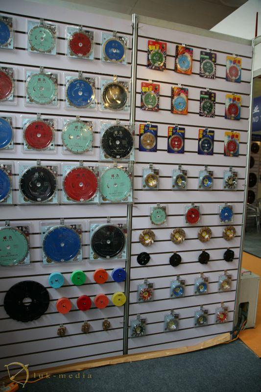 Инструмент т оборудование для камнеобработки на выставке в Сямыне часть вторая