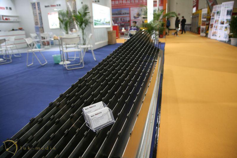 Инструмент т оборудование для камнеобработки на выставке в Сямыне