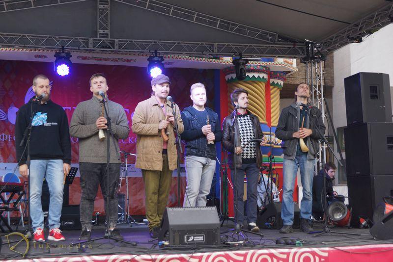 Фестиваль Этносфера 2016