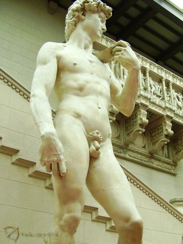 краткая биография Микеланджело Давид