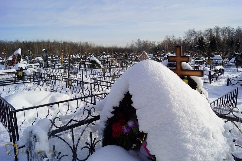 инвентаризация кладбищ