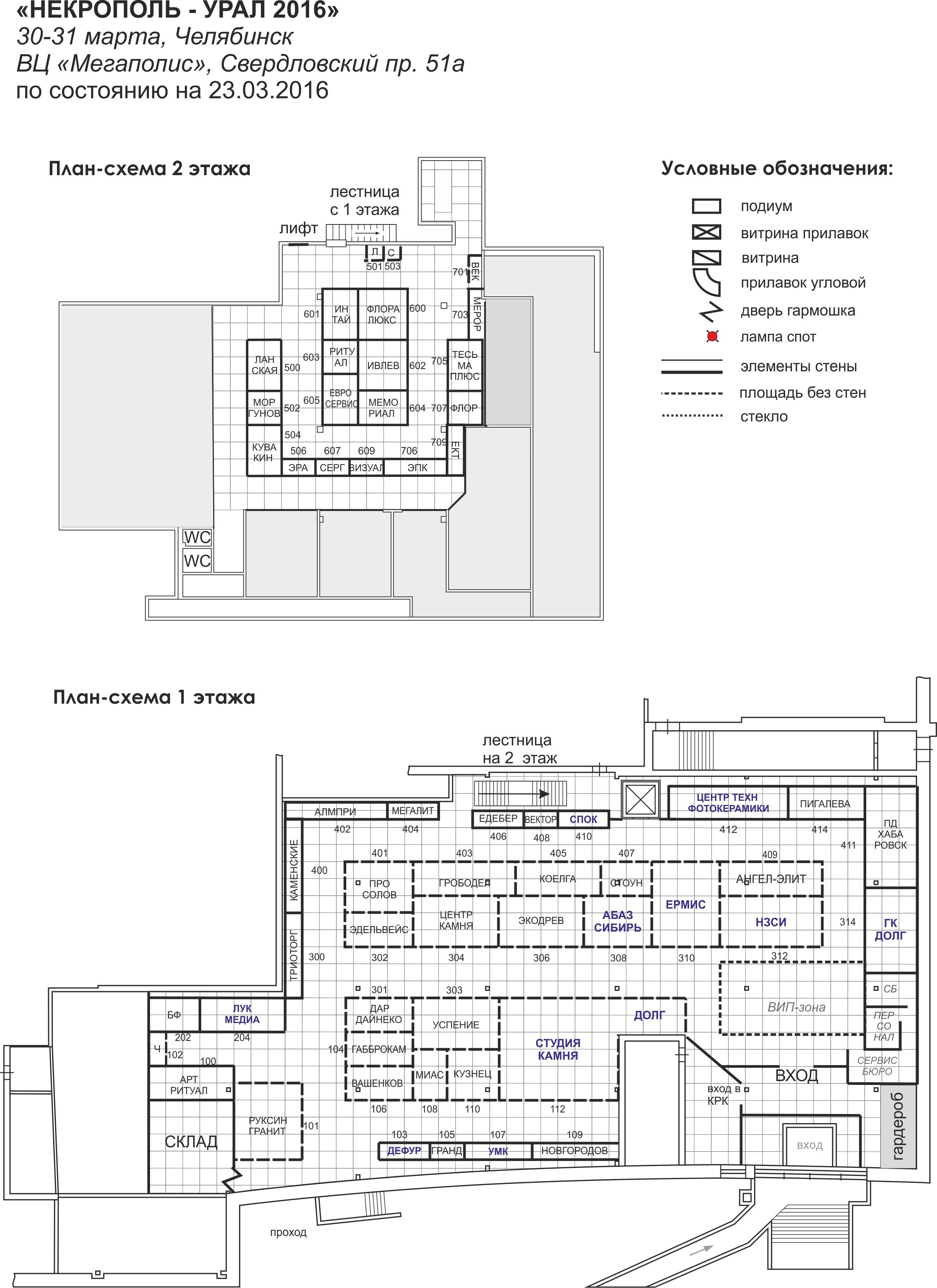 план Некрополь Урал 2016