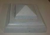 навершие пирамидка 21х21