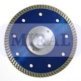 Круг алмазный для сухой резки AWC125-2.4-7.0W-22