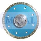 Круг алмазный для сухой резки GE 125-2.0-7.5-22