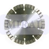 Круг алмазный сегментный лазерный Турбо GP 125-2.2-10W-22